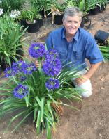 Andy De Wet (breeder) met de Blue thunder